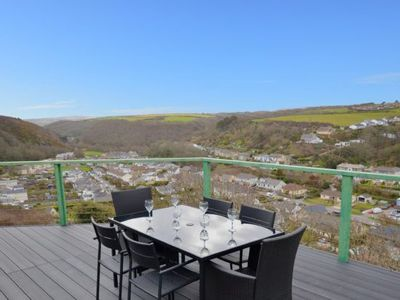 Photo for This property boasts panoramic views of the beach and village from most rooms.