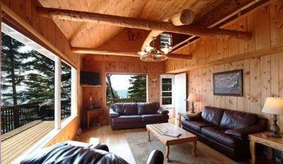 Photo for Superior Solitude Private and Charming Cabin on Lake Superior