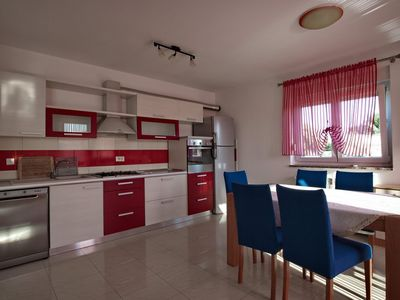 Photo for Oliva Turist Apartments 6/7 beds 3 bedrooms 2 bathrooms Shared Area Swimming pool