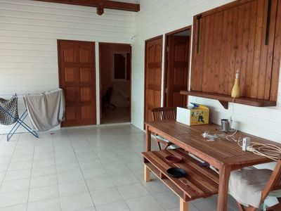 Photo for 2BR Cottage Vacation Rental in Bouillante, Guadeloupe