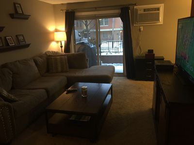 Photo for Superbowl Rental - Beautiful 1 Bedroom 1 Bath Just 5 Minutes From Superbowl