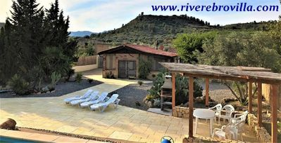Photo for River Ebro Villa - Fishing Holidays - Apartments