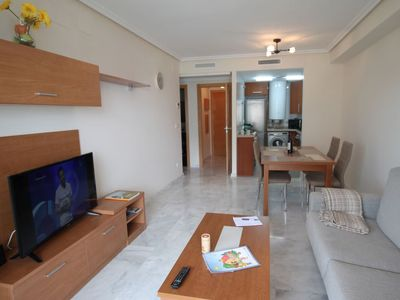 Photo for Apartment Vila Park in Benidorm - 4 persons, 1 bedrooms