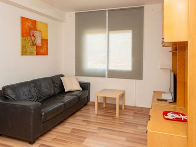 Photo for Apartment Nautic in Vilanova i la Geltrú - 6 persons, 3 bedrooms