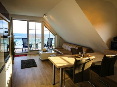 Photo for Pure sea view - Apartment Ostseerauschen 2 - Scharbeutz