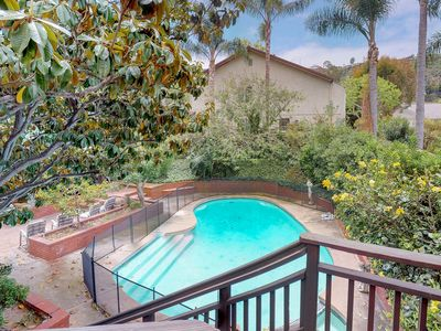 Photo for Family-friendly house w/ private pool & entertainment - close to the beach!