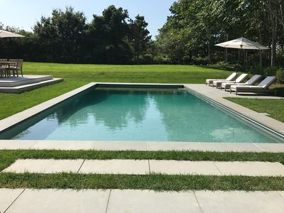 Photo for New Luxury Home with Pool and Cabana/Guest House near Town, Cisco, and Beaches