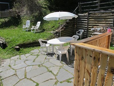Photo for 1.2 km from the center of Gruyères with Garden (39415)