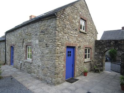 Photo for Beautifully restored and furnished stone cottage
