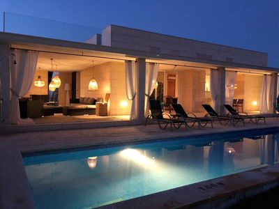 Photo for Binissafuller Villa, Sleeps 6 with Pool and Air Con