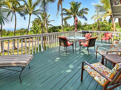 Photo for Breezy 2BR Kailua-Kona House w/Large Private Lanai