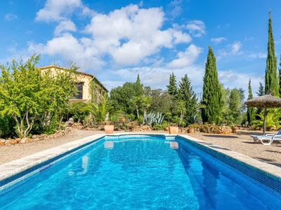 Photo for Finca Can De Repos (080410) - Country house for 6 people in Llucmajor