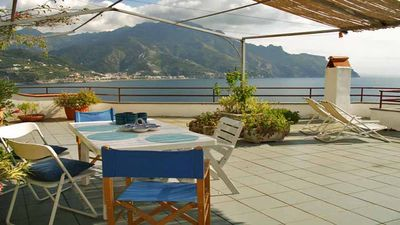 Photo for 2BR Apartment Vacation Rental in Ravello, Campania