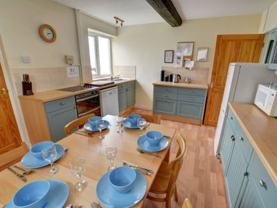 Photo for Vacation home The Beach House in Aberystwyth - 6 persons, 3 bedrooms