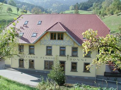 Photo for Single room with toilet and shower - Gasthaus Pension Sonne