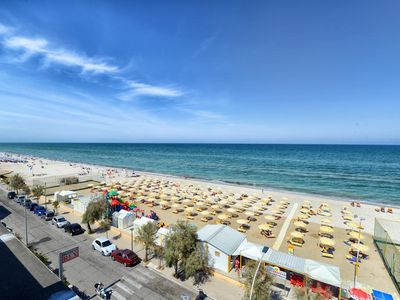Photo for Rental app. new, for up to 4 people, in RESIDENCE MAMELI of Senigallia