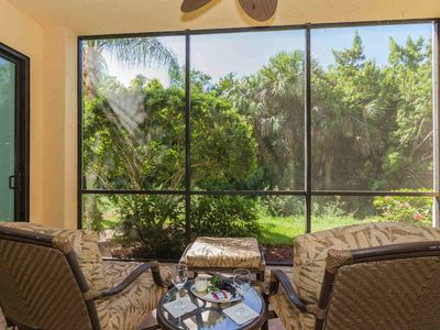 Photo for Cottages-Naples Bay-Enjoy Full Resort Amenities-Gorgeous 1st Flr.,End Unit, w/Private Screened Lanai