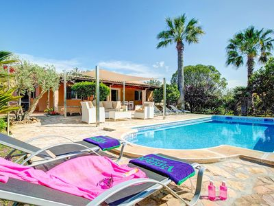 Photo for Pollenca Villa, Sleeps 6 with Pool, Air Con and WiFi