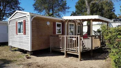 Photo for Rent MOBIL HOME 4 persons any comfort close to the ocean