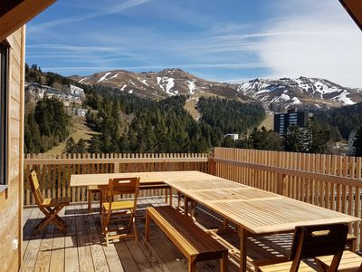 Photo for LARGE CHALET HEART OF RESORT, SKIS ON FOOT, FOR 15 PEOPLE 4 ****