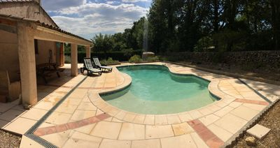 Photo for Villa at the same level with swimming pool - 6 people - 15 minutes from the Gorges du Verdon