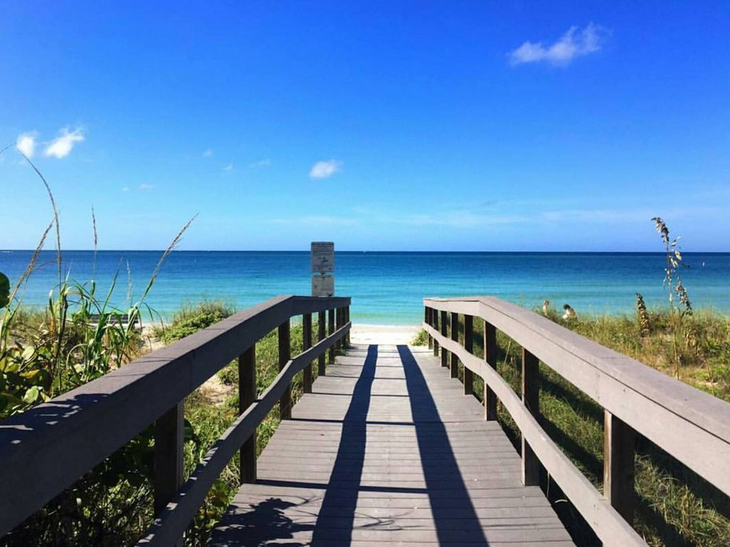 Beautiful St Pete Beach Is Just 2 Blocks From Your Bungalow