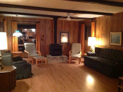 Photo for Round Lake Family Cottage, near Bonnechere, Foy and Algonquin Provincial Parks