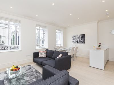 Photo for PENTHOUSE  3BR APARTMENT WITH CITY VIEWS  IN THE HEART OF LONDON - COVENT GARDEN