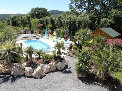 Photo for RARE: VILLA 5 ***** 190 M ² WITH PRIVATIVE SWIMMING POOL & PARK OF 1000 M2