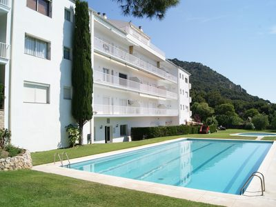 Photo for Very comfortable ground floor apartment situated in one of the best  urbanizations in Aigu