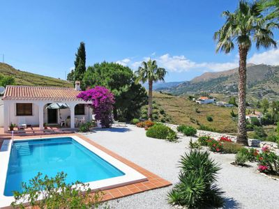 Photo for 3 bedroom Villa, sleeps 4 with Pool and Air Con