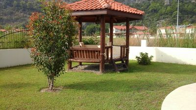 Traditional Kosk. Ideal for relaxing.