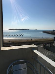 Photo for Come and enjoy Saint Vaast la Hougue and the view of the Vauban towers