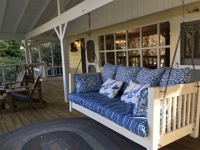 Photo for Sequoyah Lake House: 3 BR / 2 BA three bedroom house in Highlands, Sleeps 8