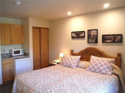 Photo for Hotel Style Room in the Heart of WMR Village