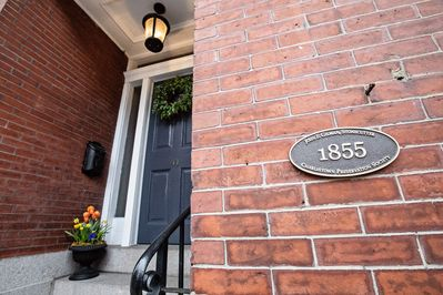 Welcome to the John F. Gilman House, built in 1855 and fully restored in 2015.