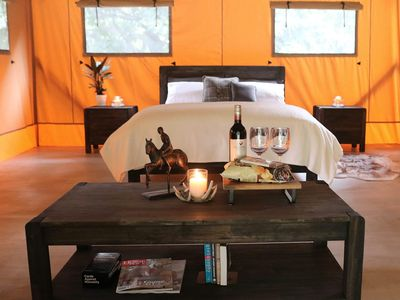 Photo for Finesse Luxury Glamping tent