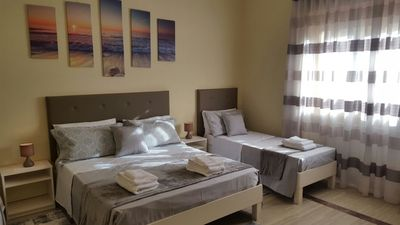 Photo for Rooms with 3 beds in b & b near Gallipoli