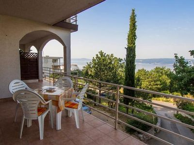 Photo for Apartment Crikvenica for 4 - 5 persons with 1 bedroom - Holiday