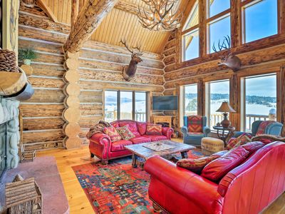 Photo for NEW! Private Luxury Cabin - 30 Mi. to Steamboat!