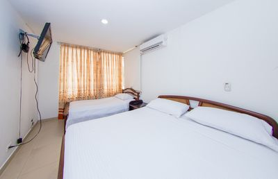 Photo for Apartment close to the beach and the old city, 3 rooms.