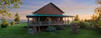 Photo for SUNSET POINT LODGE of the Mountain Springs Cabins of Ponca Arkansas