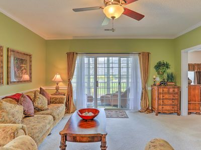 Photo for NEW! Myrtle Beach Condo w/Views of Community Pool!