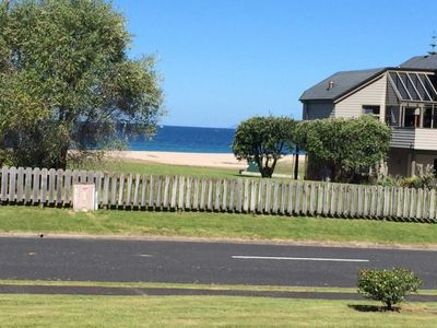 Photo for Ground floor apartment close to the beach