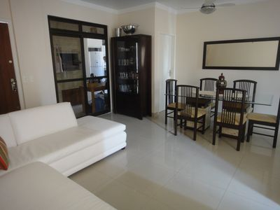 Photo for Beautiful apartment in Ingleses beach with great location - High standard.