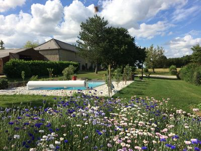 Photo for Character farmhouse of 250 m2, completely renovated for you.