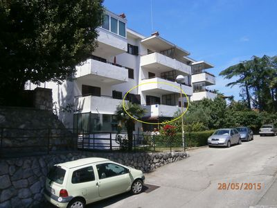 Photo for Apartment  5751  - Lovran, Kvarner, Croatia