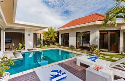 Photo for 3BR Villa in Umalas Balinese Village
