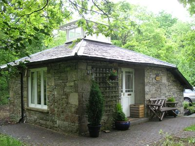 A 100 year old limestone cottage