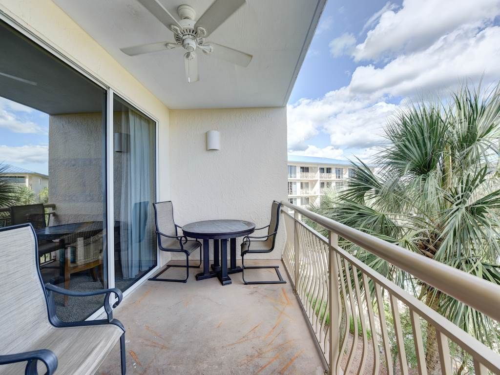 Enjoy the beach from High Pointe Beach Resort, #3-332 a 2 bedroom condo
